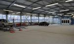 Автотехнический центр «Пит-Стоп». Цех покраски и кузовного ремонта